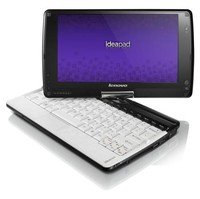 Lenovo S10-3T Atom-N450 Touch Tablet - Black - 065137U Netbook