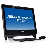 ASUS Eee Top ET2400IT-B006E 23 6-Inch Touchscreen All-In-One Desktop PC  Black