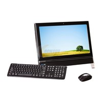 Gateway One ZX4300-41 20  Athlon II X2 240e 2 8GHz  4GB DDR3 320GB ATI Radeon HD 4270 Windows 7 Home     PWGAW02017  PC Desktop