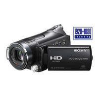Sony Handycam HDR-CX110E High Definition Camcorder