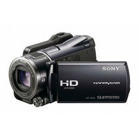 Sony HDR-XR550VE  240 GB  High Definition Hard Drive Camcorder