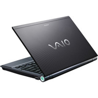 Sony VAIO Z Series Black Notebook Computer - VPCZ13SGX BJ