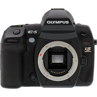 Olympus E-5 Body Only Digital Camera