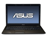 ASUS K52JT-XT1 Laptop Computer - Intel Core i7-740QM 1 73GHz  4GB DDR3  500GB HDD  DVDRW  15 6 Displ    PC Notebook