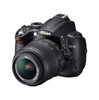 Nikon D5000 Digital Camera with 18-105mm lens