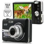 SVP XThinn A10 Digital Camera