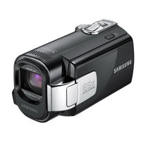 Samsung SMX-F40 Flash Media Camcorder