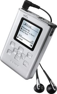 Sony NW-HD5  20 GB  MP3 Player