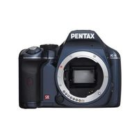 Pentax K-x Digital Camera with 50-200mm lens