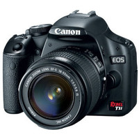 Canon EOS 500D /  EOS Rebel T1i Digital Camera with 55-250mm lens