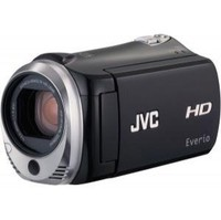 JVC GZ-HD500B HD Everio Hard Drive Camera  80 GB  AVCHD Camcorder