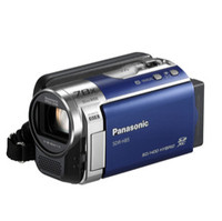 Panasonic Silver 80GB Hard Disk Drive Camcorder - SDR-H85S  80 GB  Flash Media