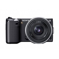 Sony NEX-5A Digital Camera with 16mm lens