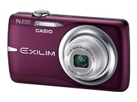 Casio EX-Z550RD Digital Camera