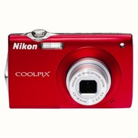 Nikon Coolpix S205 Digital Camera