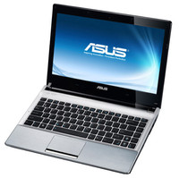 ASUS U30JC-A2B Laptop PC with Intel Core i3-350M Processor  Windows 7 Professional  884840639527  PC Notebook
