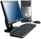 Dell Dimension 4600 (4600-JLCFT31) PC Desktop
