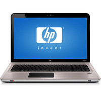 HP Brushed Aluminum 17 3  Pavilion dv7-4087cl Laptop PC with Intel Core i5-450M Processor   Windows      885631372302  PC Notebook