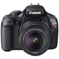 Canon EOS 1100D / Rebel T3 Digital Camera with 18-55mm lens