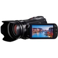 Canon Vixia HF G10  32 GB  Flash Media  Hard Drive Camcorder