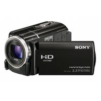 Sony HDR-XR160  160 GB  Flash Media  Hard Drive Camcorder