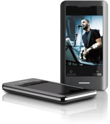 Coby MP827  4 GB  MP3 Player