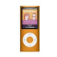 Apple iPod Nano 4th Generation Orange  8 GB  MP3 Player