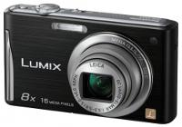 Panasonic Lumix DMC-FS37 Digital Camera