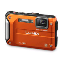 Panasonic LUMIX  DMC-TS3 / DMC-FT3 Digital Camera