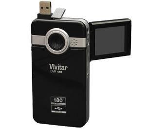 Vivitar DVR-410 Camcorder