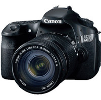 Canon EOS 60D Digital Camera with 28-135mm lens