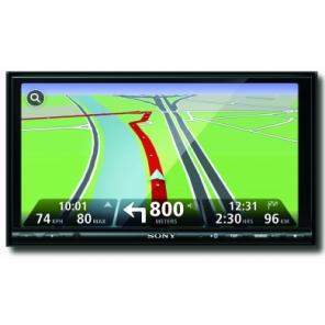 Sony XNV-770BT GPS Receiver