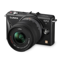 Panasonic DMC-GF2 Digital Camera with 14-42mm lens