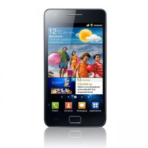 Samsung I9100 Galaxy S II Smartphone