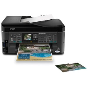 Epson WorkForce 635 All-In-One InkJet Printer