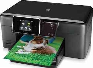 Hewlett Packard B210a All-In-One InkJet Printer