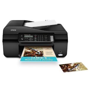 Epson WorkForce 320 All-In-One InkJet Printer
