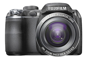 Fujifilm FinePix S3400/S3450 Digital Camera