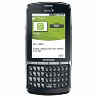 Samsung M580 Replenish Cellphone