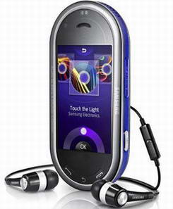 Samsung M7600 Cell Phone