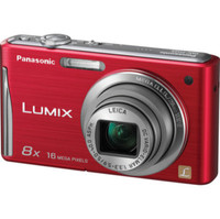 Panasonic Lumix DMC-FH25R Digital Camera