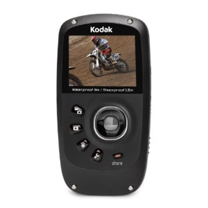 Kodak PLAYSPORT Zx5 (0.128 GB) Flash Media Camcorder
