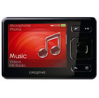 Creative Technology Zen Black (4 GB) Digital Media Player