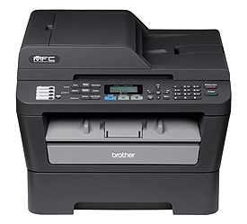 Brother MFC-7460DN All-In-One Laser Printer