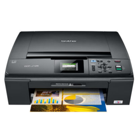 Brother DCP-J125 All-In-One Inkjet Printer