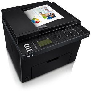 Dell 1355cnw All-In-One Led Printer