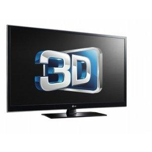 "LG 50PZ550 50"" 3D Plasma TV"