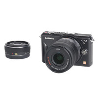 Panasonic DMC-GF2W Digital Camera with 14-42mm lens