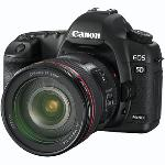 Canon EOS 5D Mark II Digital Camera with 18-55mm lens