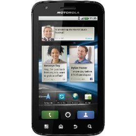 Motorola ATRIX (4 GB) Cell Phone